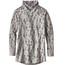 Patagonia Ahyna Cowl Maglietta a maniche lunghe Donna grigio/colorato